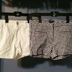 Girls Shorts (selling together)